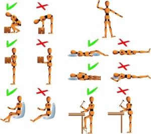 pohyby pre zdravúchrbticu